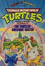 Teenage Mutant Ninja Turtles: The Turtles Awesome Easter Poster