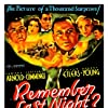 Robert Young, Robert Armstrong, Edward Arnold, Constance Cummings, Reginald Denny, Sally Eilers, Louise Henry, George Meeker, and Gregory Ratoff in Remember Last Night? (1935)