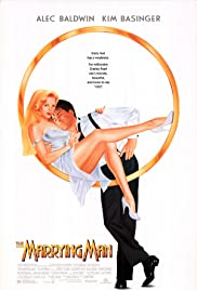 The Marrying Man (1991) Poster - Movie Forum, Cast, Reviews