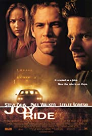 Joy Ride (2001) Poster - Movie Forum, Cast, Reviews
