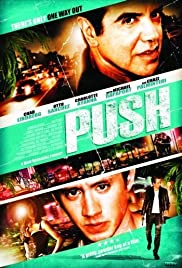 Push (2006) Poster - Movie Forum, Cast, Reviews