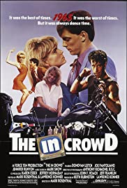 The In Crowd (1988) Poster - Movie Forum, Cast, Reviews