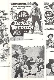 Texas Terrors Poster