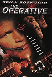 The Operative (2000) Poster - Movie Forum, Cast, Reviews