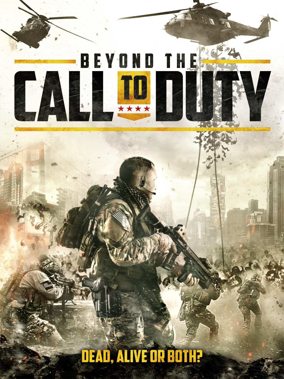 Beyond the Call to Duty