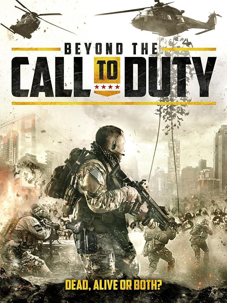 Beyond the Call to Duty 2016 1080p HEVC BluRay x265 600MB