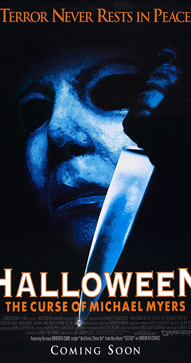 halloween the curse of michael myers 1995 soundtracks imdb - Halloween The Movie Song