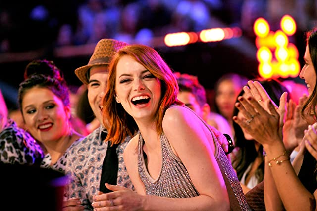Emma Stone at an event for Nickelodeon Kids' Choice Awards 2015 (2015)