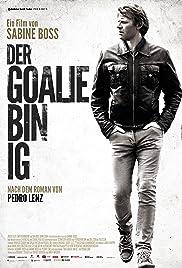 Der Goalie bin ig Poster