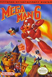 Mega Man 6 (1993) Poster - Movie Forum, Cast, Reviews