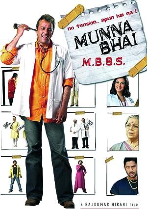 Munna Bhai M.B.B.S. poster