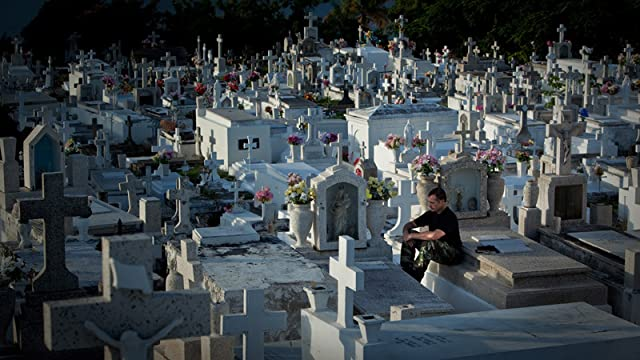 James C. Burns in Dead Season (2012)