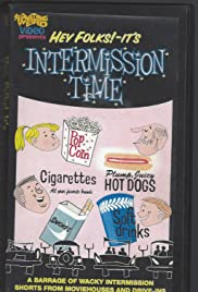 Hey Folks, It's Intermission Time Poster
