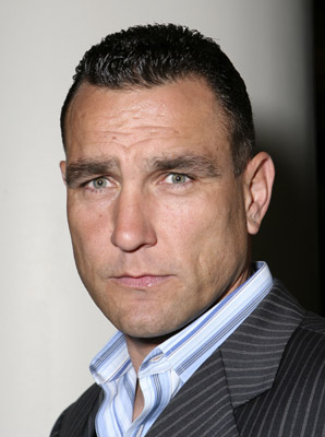Vinnie Jones at The Condemned (2007)