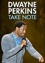 Dwayne Perkins Take Note(1970)