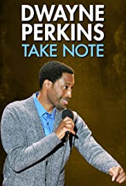 Dwayne Perkins: Take Note (2016) Poster - Movie Forum, Cast, Reviews