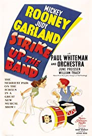 Strike Up the Band (1940) Poster - Movie Forum, Cast, Reviews