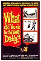 What Did You Do in the War, Daddy? (1966) Poster
