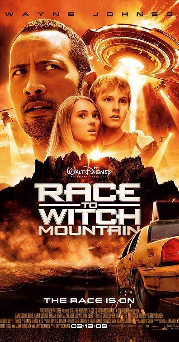 Kelionė į Raganų kalną / Race to Witch Mountain (2009) Online
