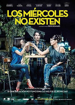 LOS MIERCOLES NO EXISTEN - 2015