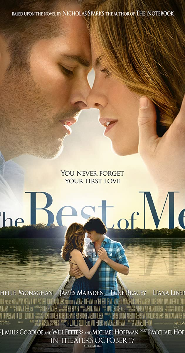 The Best Of Me 2014 Imdb