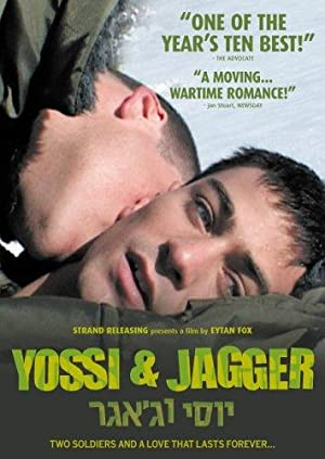 Yossi & Jagger poster
