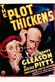 The Plot Thickens(1936) Poster - Movie Forum, Cast, Reviews