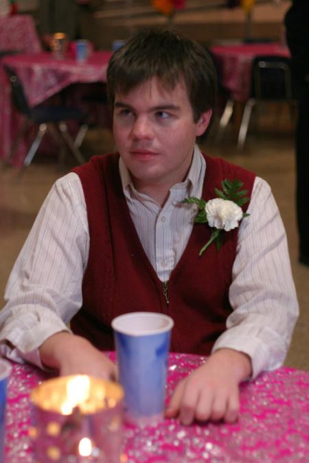 Ash Christian in Fat Girls (2006)