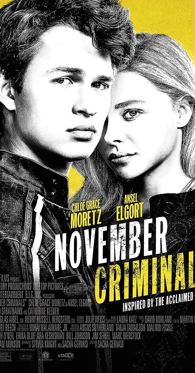 Lapkričio nusikaltėliai (2017) / November Criminals (2017)