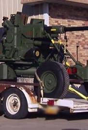World's Largest Machine Gun Poster