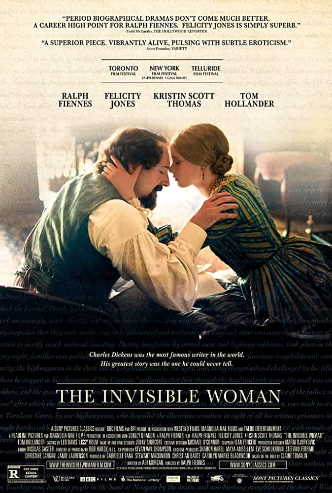 (18+) The Invisible Woman (2013) WEB-DL (HD)(720P)[MP4]