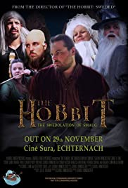 The Hobbit: The Swedolation of Smaug Poster