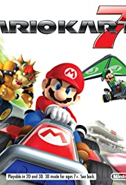 Mario Kart 7 (2011) Poster - Movie Forum, Cast, Reviews