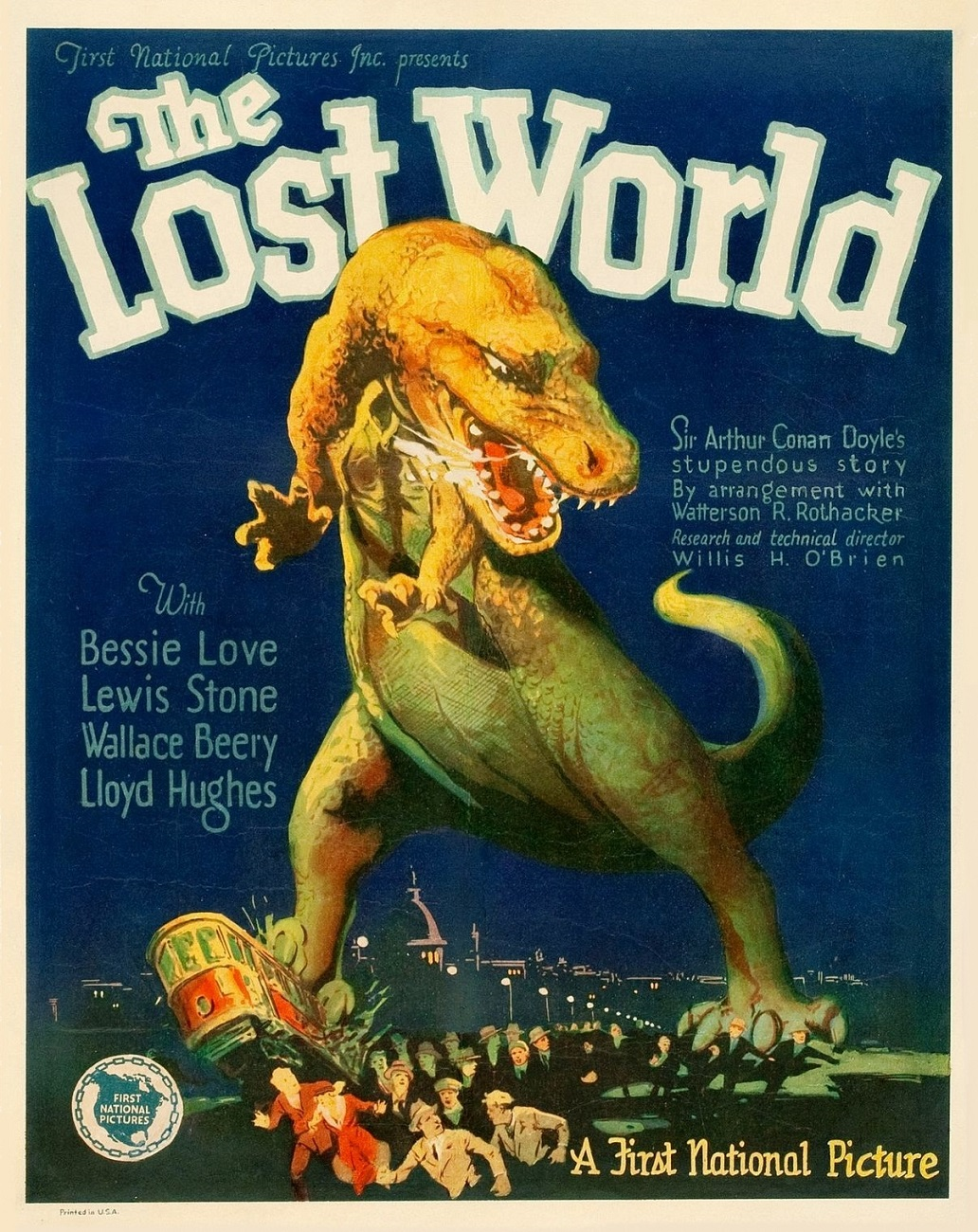 image The Lost World Watch Full Movie Free Online