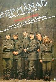 Repmånad eller Hur man gör pojkar av män(1979) Poster - Movie Forum, Cast, Reviews