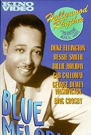 Hollywood Rhythm Poster