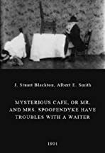 Mysterious Cafe, or Mr. and Mrs. Spoopendyke Have Troubles with a Waiter
