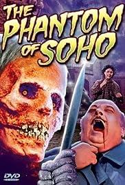 Das Phantom von Soho Poster