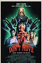 Image of Don't Move