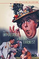Image of The Importance of Being Earnest