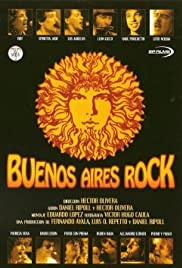 Buenos Aires Rock Poster