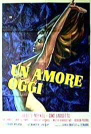 Un amore oggi Poster