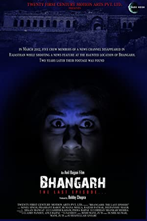 Bhangarh: The Last Episode Poster