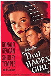 That Hagen Girl (1947) Poster - Movie Forum, Cast, Reviews