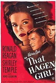 That Hagen Girl Poster