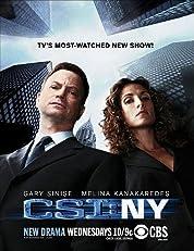 CSI: NY - Season 1 poster