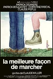 La meilleure façon de marcher(1976) Poster - Movie Forum, Cast, Reviews
