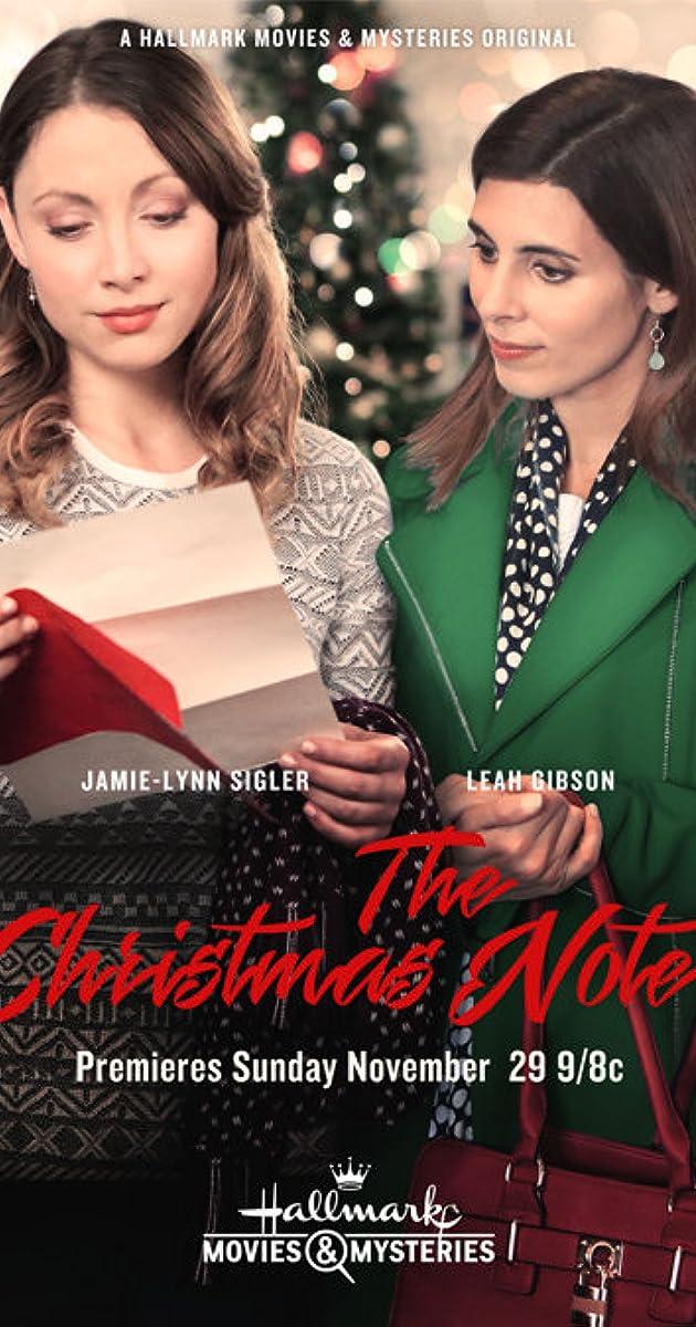 The Christmas Note (TV Movie 2015) - IMDb