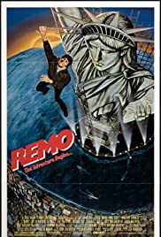 Remo Williams: The Adventure Begins(1985) Poster - Movie Forum, Cast, Reviews