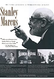 Stanley Marcus Documentary Poster